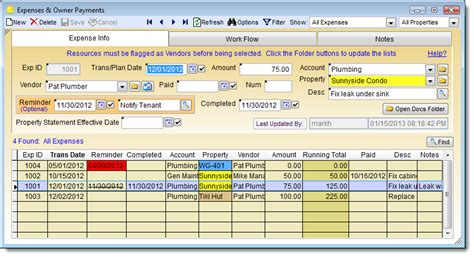 Property Management Excel Spreadsheet by Excel Spreadsheet For Rental Property Expenses Property