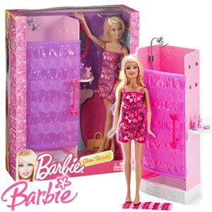 barbie glam bathroom buy barbie glam shower at home bargains