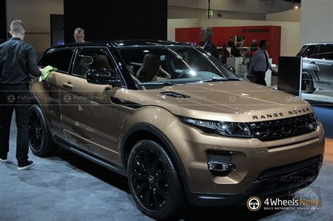2016 range rover evoque xl range rover evoque xl for 2016 launch autospies auto news