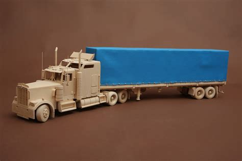 wooden kenworth truck mack r single axle dump truck html autos post