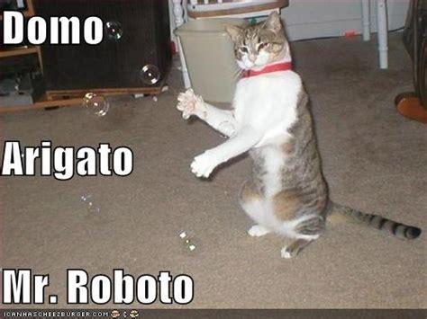 domo arigato mr roboto lollocaust pinterest