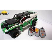 LEGO Technic 42039 RC B Model SUV Racer  Review By 뿡대디