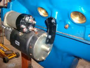chevy 350 starter location get free image about