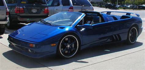 1999 lamborghini diablo vt roadster hunter s woods exxon hunter s woods exxon