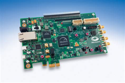 pcie layout guidelines microsemi