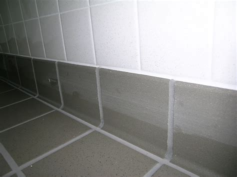 Bathroom Tile Floor Wall Transition Kitchen Tep House
