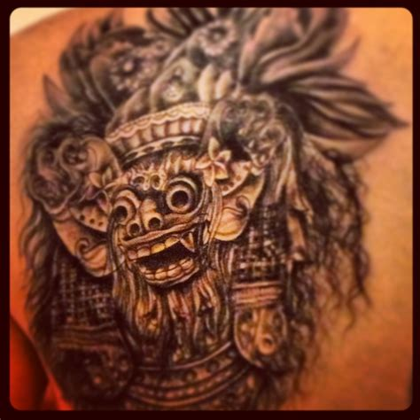 bali tattoo risks barong bali wonderful indonesia ontel coffee tattoo