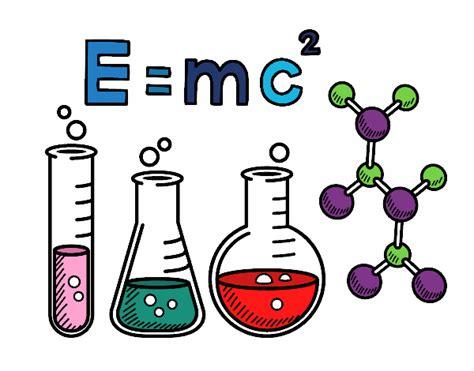 figuras geometricas quimica imagenes de quimica para colorear dibujo de clase de qu
