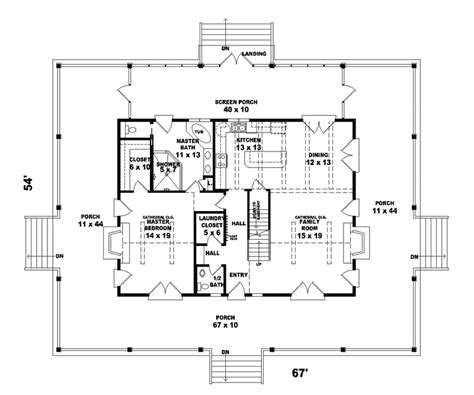 acadian floor plans santenay acadian home plan 087d 0429 house plans and more