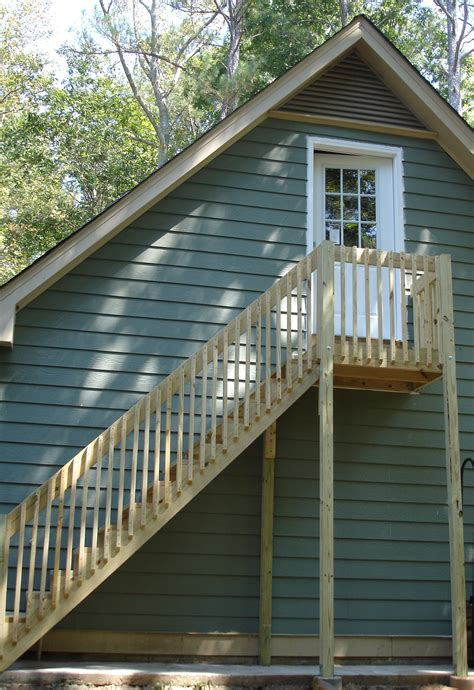 exterior stairs handyman project gallery superhandyman services
