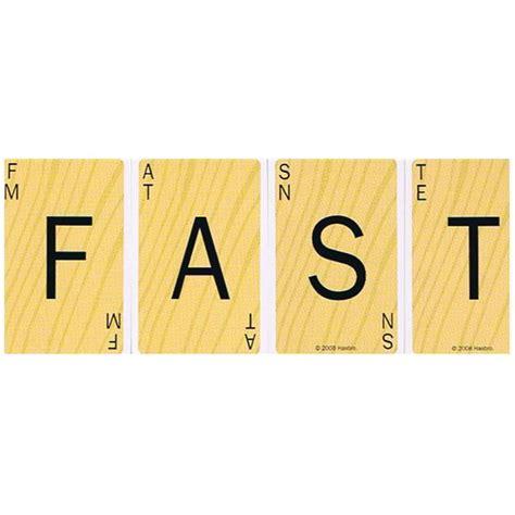 fast scrabble scrabble slam card review