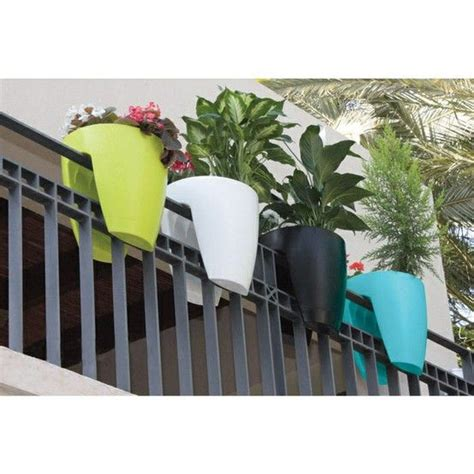 Balcony Railing Planter by Railing Balcony Planter Grace