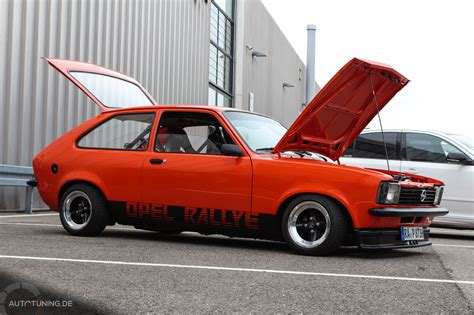 Opel Kadett C by Opel Kadett C City Performance In Orange Autotuning De