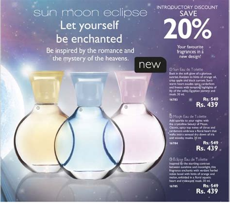 Parfum Moon Oriflame oriflame india products and tips sun moon eclipse introductory discount 20