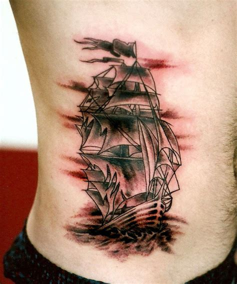 pirate ship tattoo pirate ship tattoos designs ideas and meaning tattoos