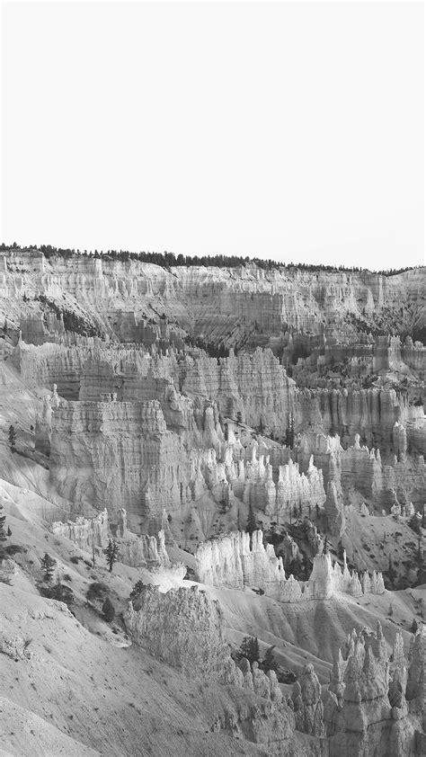 canyon creek company mq46 grand canyon creek nature desert scene bw