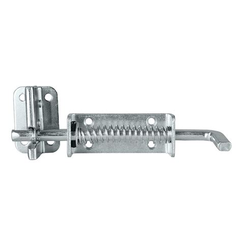 spring loaded and latch spring loaded gate latch 172mm zp