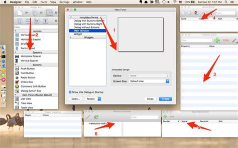 pyqt5 tutorial qt designer pyqt5系列教程 二 利用qtdesigner设计ui界面 python客栈 博客园