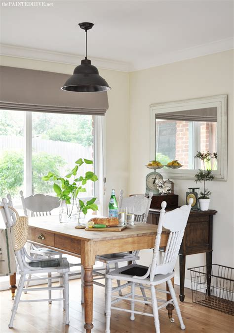 cottage style dining room the painted hive some new dining room photos and an