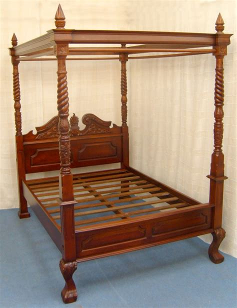 queen anne four poster bed akd furniture kaya furniture launches new auction website