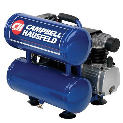 cbell hausfeld 1 hp 4 gallon stack air compressor ebay