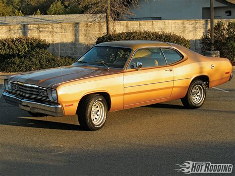 1968 plymouth duster 1973 plymouth duster