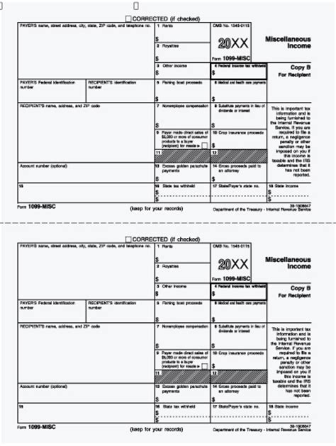 1099 template free official 1099 form printable 2016 images