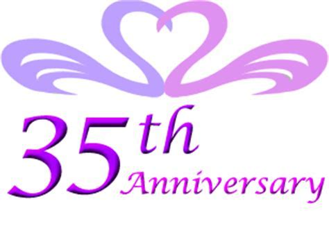 35th wedding anniversary gift ideas   Perfect 35th