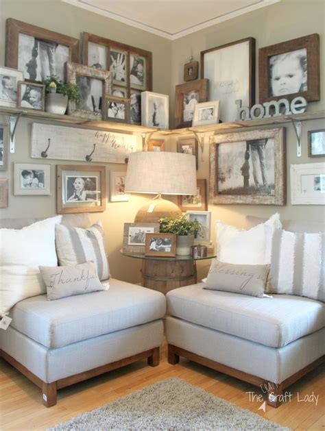 rustic wall best 25 rustic gallery wall ideas on family