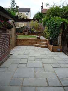 1000 ideas about sleeper retaining wall on