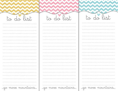 printable to do list cute cute chevron to do list printable planning organizing