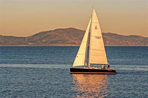 barbara boat sunset sailing in santa barbara sailing classes tours