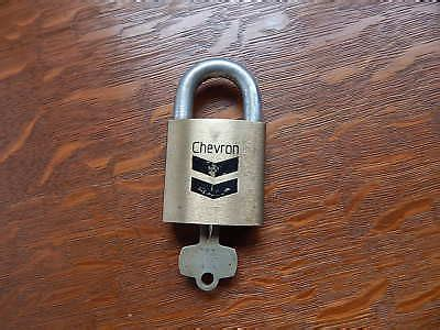 Termurah Selang Gas Original Top Gas vintage chevron gas padlock with original key best antique price guide details page