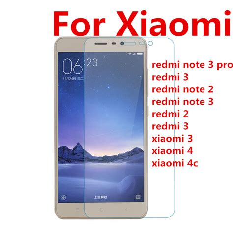 Diskon Tempered Glass 0 26mm Xiaomi Redmi 3 3s Curved Edge Taff Japan מוצר 0 26mm tempered glass for xiaomi mi5 mi4s xiaomi mi4c mi4i mi4 redmi 3 redmi 2 note 3 pro