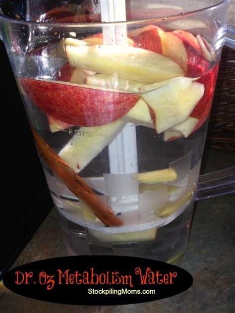 Apple Cinnamon Detox Weight Loss by Check Out Apple Cinnamon Water It S So Easy To Make