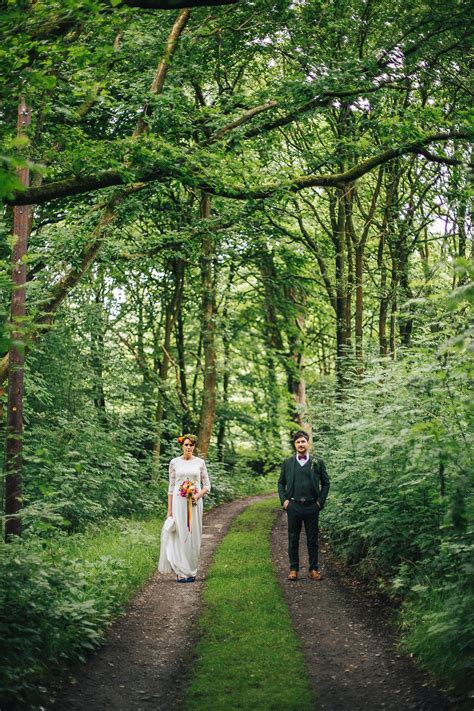Wedding Blessing Manchester by Lancashire Wedding Venue Cottage Wedding Rivington