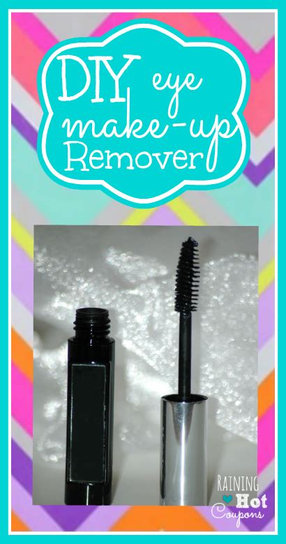Promo The One All Make Up Remover diy eye makeup remover