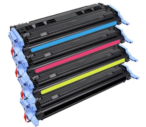 toner cartridge set 4 compatible for hp laserjet 1600 2600
