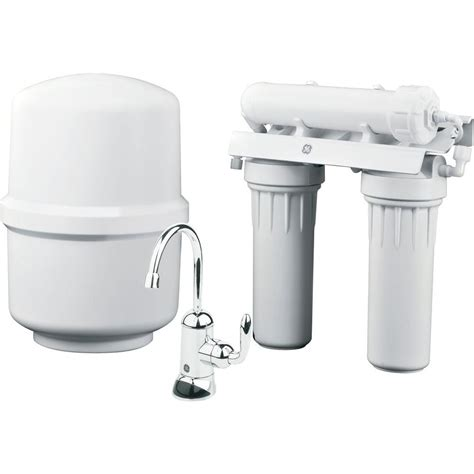 ge sink water filter ge sink osmosis water filtration system