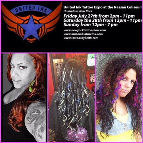 tattoo convention uniondale 38 best colored beauty styles images on pinterest beach
