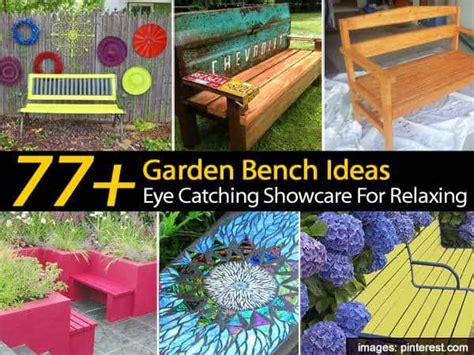 name a place where you see benches 77 garden bench ideas an eye catching showcase for