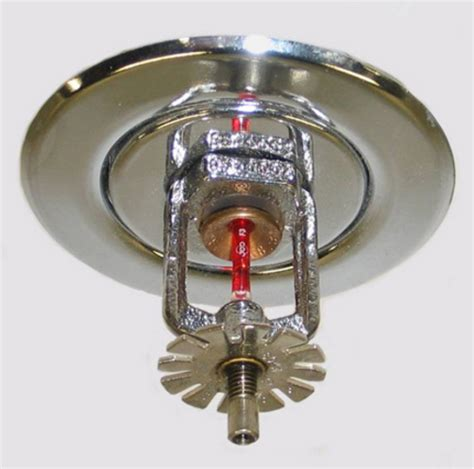 Ceiling Sprinkler Heads by Never Paint Your Sprinkler And Other No Nonsense