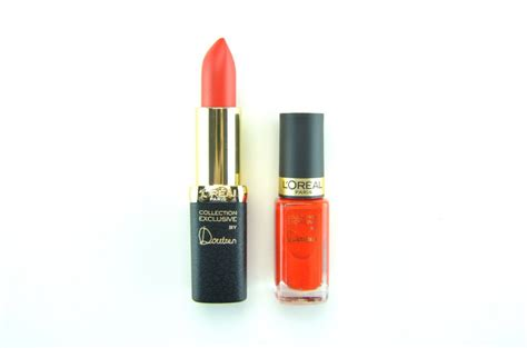 L Oreal Collection Reds l oreal the collection exclusive reds review