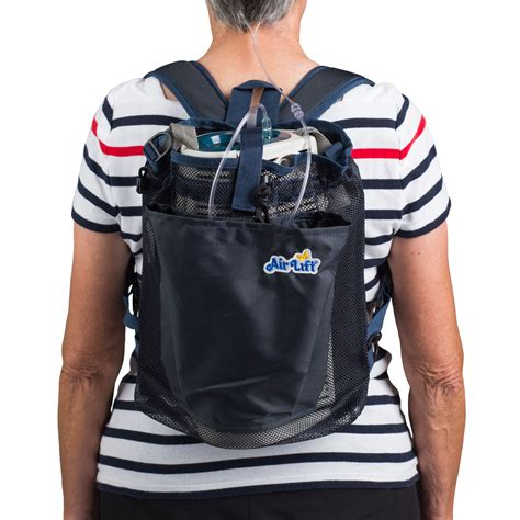large backpack carrier airlift backpack carrier for large liquid oxygen portables