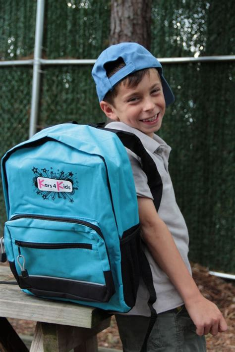 Tcc Backpack Giveaway - tcc donating 100 000 backpacks full of school supplies to children across the us