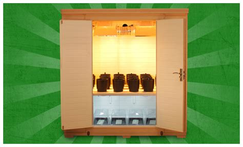Closet Grow Guide by Diyhydroponic Hydroponics Closet Setup