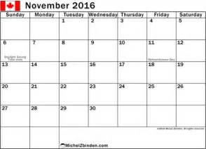 november 2016 calendar canada yearly calendar printable
