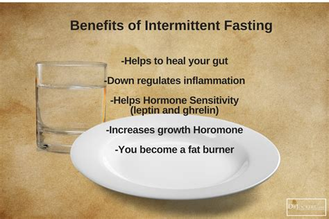 fasting benefits intermittent fasting is a powerful healing modality