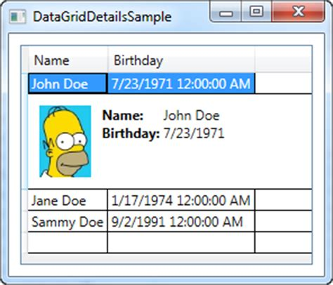 format date xaml wpf listview style exle quotes