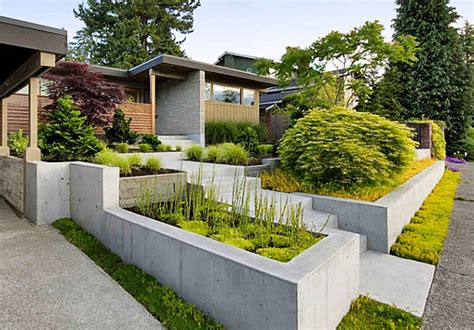 modern garden designs for front of house front yard landscaping ideas modern garden of house small